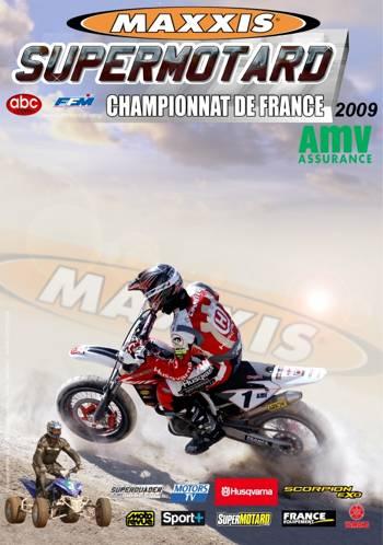 Supermotard de l'Alpes d'Huez -  8-9 aout 2009 Visuel2009